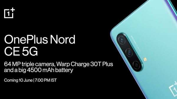 The new OnePlus Nord CE 5G retains the headphone jack.